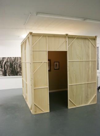 Franz Burkhardt, Exhibitionview Nichtsdestotrotz