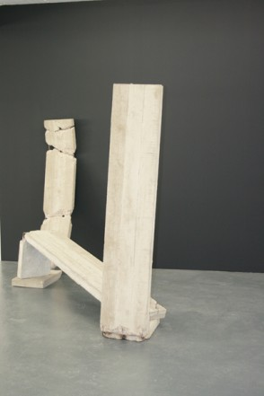 Untitled, 2011/2012, Ferroconcrete, 186 x 173 x 238 cm