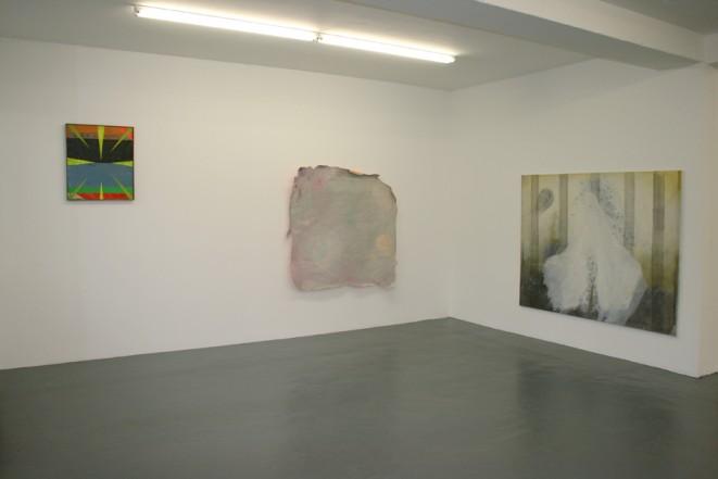 Exhibition view Zeigen