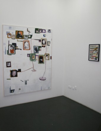 Exhibitionview Lokalkosmos, 2011