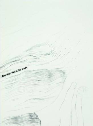 Ohne Titel, 2011, Collage, Bleistift auf Karton, 40 x 30 cm