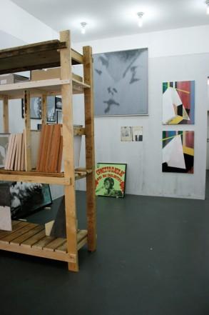 Exhibition view GARAGE SALE